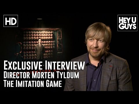 Director Morten Tyldum   The Imitation Game