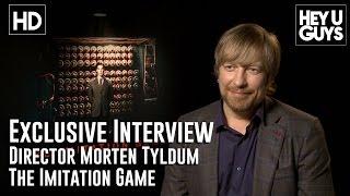 Director Morten Tyldum Interview - The Imitation Game
