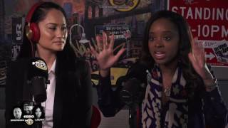 Carmen Perez & Tamika Malory Talks Trump's Election & the Women's Walk on Washington