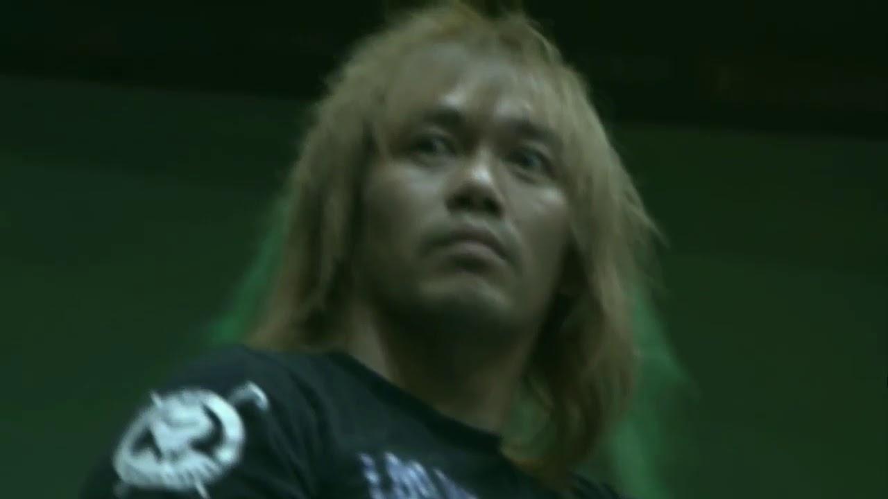 CEO x NJPW GOLDEN LOVERS vs TETSUYA NAITO & HIROMU TAKAHASHI