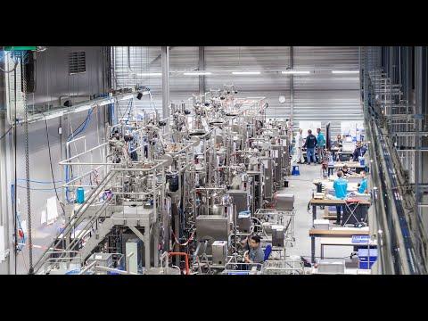 Applikon Large Scale Bioreactor Systems