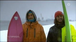 Первый канал Германии: Русские сёрферы самые суровые в мире [Голос Германии]