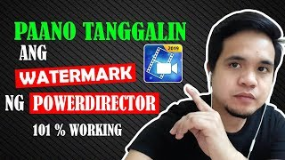 how-to-remove-watermark-in-powerdirector-editor-on-moblie-phone-2019-tagalog