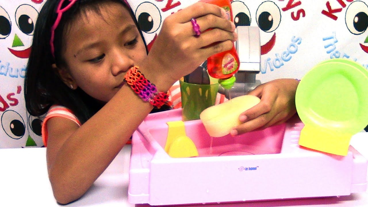 kitchen sink by red box kids toys youtube