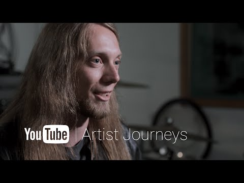 YouTube Artist Journey - Mike Dawes