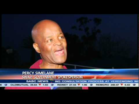 Swaziland lamented inaccurate reporting by international media