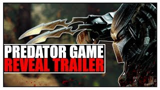 Predator Video Game coming from Illfonic | Reveal Trailer!
