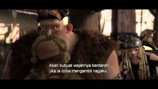 Video How to Train Your Dragon 2 - CINEMA 21 Trailer download MP3, 3GP, MP4, WEBM, AVI, FLV Juli 2018
