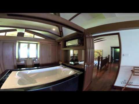 5 Bedroom Grand Beach Front Pool Villa