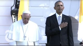 Pope Francis Meets With President Obama | The New York Times