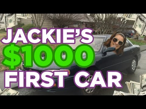 Jackie's $1000 Beater Car