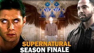 SUPERNATURAL - O FINAL (SEASON FINALE) 13X23