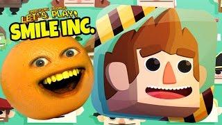 Annoying Orange Plays - Smile Inc.