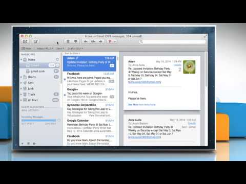 How To Hide Recipients Addresses In Mail App - Mac® OS X™