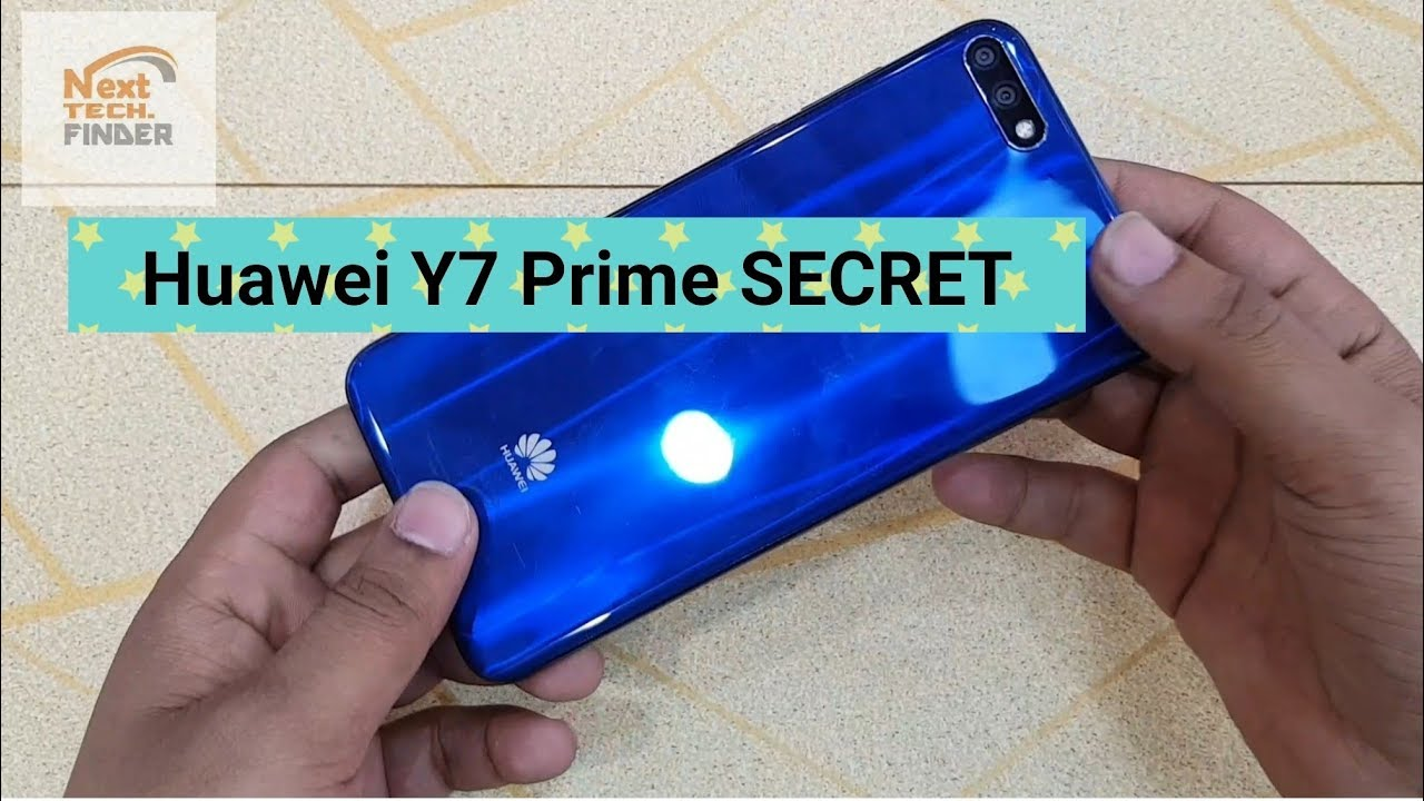 Huawei Y7 Prime 2018 SECRET | Huawei y7 prime 2018 one best Feature