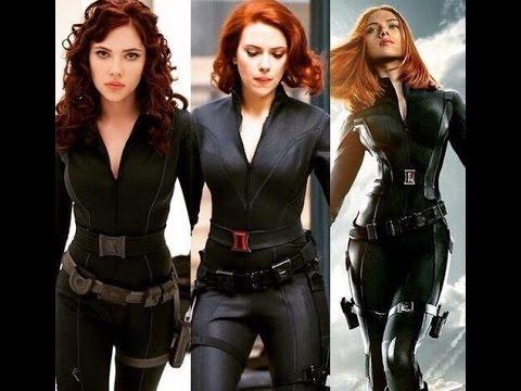 Natasha romanoff black widow fight scenes iron man 2 - Natacha avenger ...