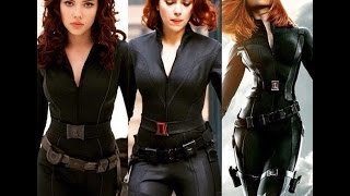 Natasha Romanoff/ Black Widow Fight Scenes (Iron Man 2 - Captain America:Civil War)