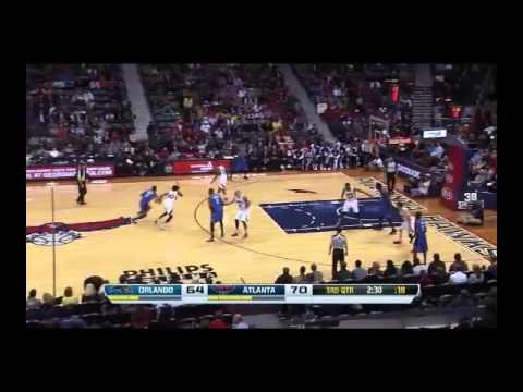 NBA CIRCLE - Orlando Magic Vs Atlanta Hawks Highlights 9 Nov. 2013 www.nbacircle.com