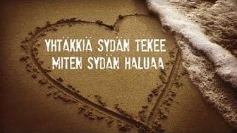 Antti Tuisku - Hyökyaalto lyrics