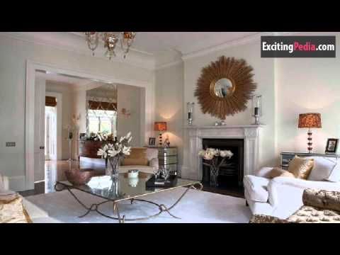 15 Beautiful Living Rooms Decorated with Mirrored FurnitureYouTube