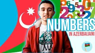 Learn Azerbaijani - Numbers (1-20)