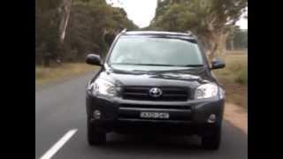 Toyota RAV4 2006 | Hard or Soft? | SUV | Drive.com.au