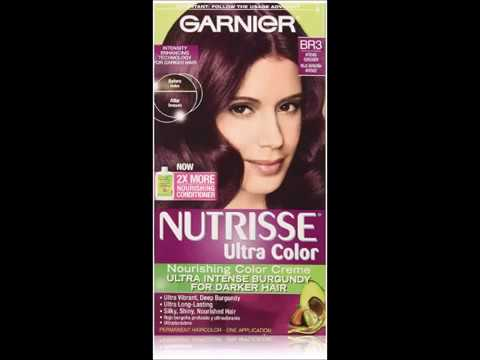garnier hair color nutrisse ultra