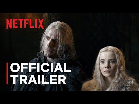Тренування Цірі в першому трейлері другого сезону серіалу «Відьмак» від Netflix