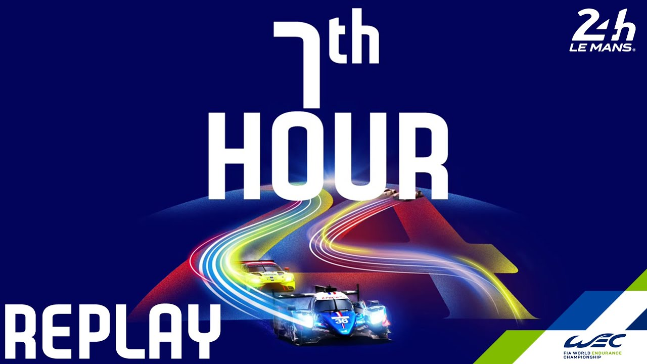 REPLAY 2020 24 Hours of Le Mans - Hour 7