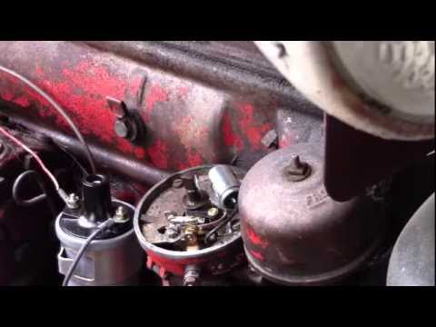 Prepper Skill Set  Tune Up An Old Ford 600 Tractor  YouTube
