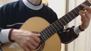 Histoire d'un amour/Historia de un amor/Chuyen tinh yeu-Acoustic Guitar