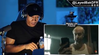 TRASH or PASS! Logic & Eminem ( Homicide )Music Video  [REACTION!!]