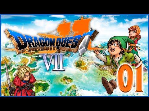 Dragon Quest VII 3DS [#1] - Ein Abenteuer beginnt!