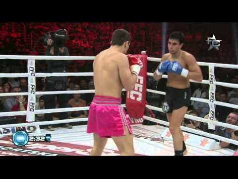 Final Fight Championship 8: Stevan Živković vs. Miran Fabjan 1/2