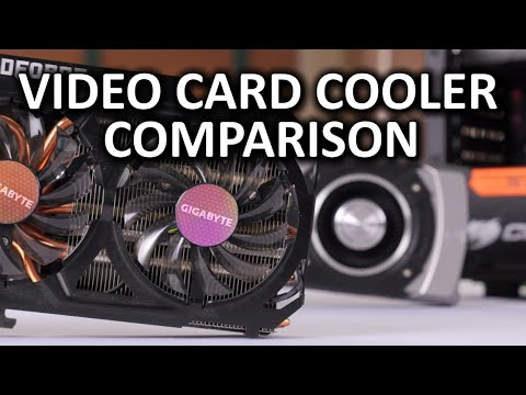 Internal vs Rear Exhaust GPU Coolers