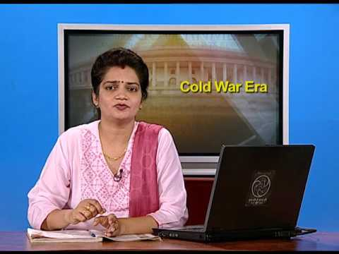 NCERT Video Lecture Series in Political Science: Clod war and New International Economic Order