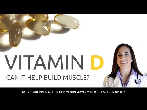 Can Vitamin D Build Muscle?