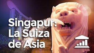 ¿Por qué SINGAPUR es el país MÁS RICO de ASIA? - VisualPolitik