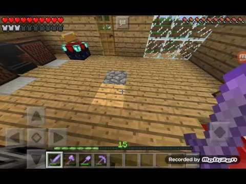 Minecraft ev tanıtını