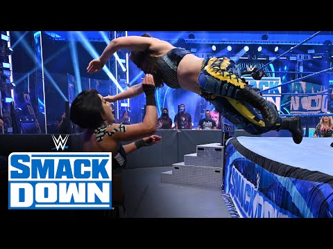 Bayley vs. Nikki Cross – SmackDown Women's Championship Match: SmackDown, July 31, 2020