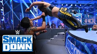 Bayley vs. Nikki Cross - SmackDown Women's Championship Match: SmackDown, July 31, 2020