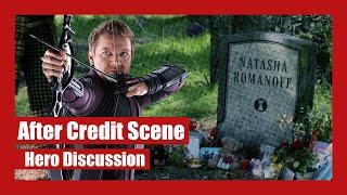 Black Widow After Credit Scene Erklärt