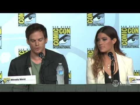 Dexter Comic-Con 2012 Panel: The Musical?