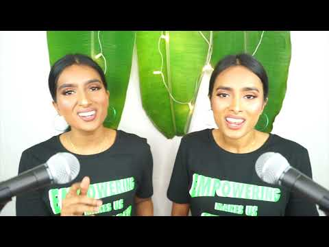 OMG Ponnu X Girls Like You Mashup Cover | N X T - Sister Duo