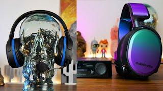SteelSeries Arctis Pro Wireless vs Audeze Penrose - wireless and bluetooth headsets!