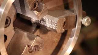 Machine Shop Maintenance:  Truing up a 3-Jaw Chuck