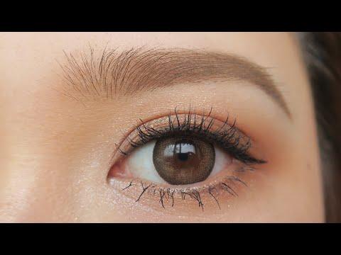 【アイメイク】私の鉄板ブラウンメイク☆brown makeup