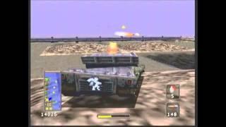 BattleTanx: Global Assault (N64)