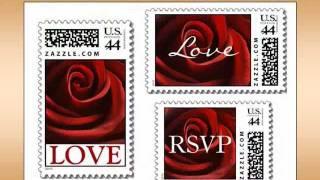 Wedding Stamps by PM Custom Weddings
