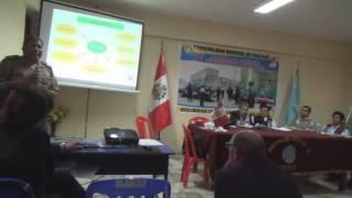 Cuarta Audiencia Pública de Seguridad Ciudadana en Hualmay - 2014